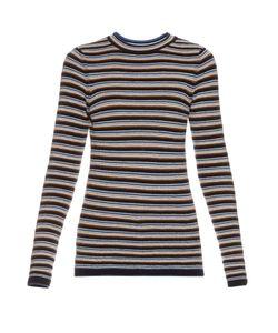 Mih Jeans | Moonstone Long-Sleeved Wool Sweater