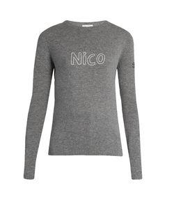 Bella Freud | Nico Cashmere Sweater