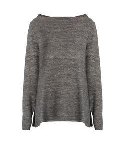 Stella Mccartney | Wide-Neck Sparkle-Knit Sweater