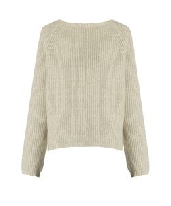 Nili Lotan | Annelie Ribbed-Knit Cashmere Sweater