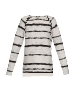 BAJA EAST | Long-Sleeved Cashmere And Wool-Blend Sweater