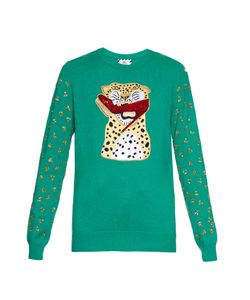 SAVE THE CHILDREN | Charlotte Olympia X Karen Elson Sweater