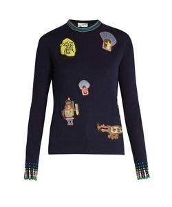 Peter Pilotto | Amex X Francis Upritchard Sweater
