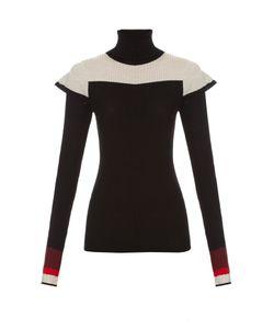 Preen Line   Swea Block-Colour Roll-Neck Sweater