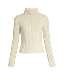 RYAN ROCHE | Cashmere Roll-Neck Sweater