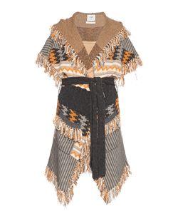 Banjo & Matilda | Marrakech Geometric-Intarsia Knit Cardigan