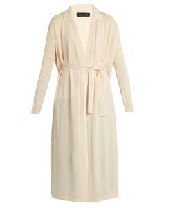 TABULA RASA | Nur Merino-Wool Long Cardigan