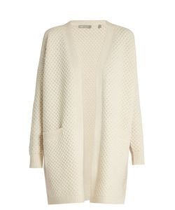 Vince | Honeycomb-Knit Wool And Yak-Blend Cardigan