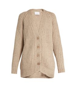 RYAN ROCHE | Ribbed-Knit Cashmere Cardigan
