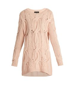 TABULA RASA | Arin Hand-Knit Alpaca-Wool Sweater