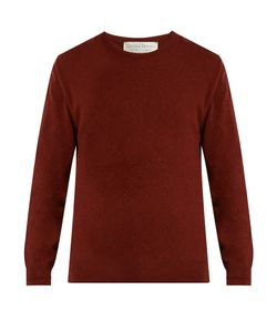 GIEVES & HAWKES | Crew-Neck Cashmere Sweater