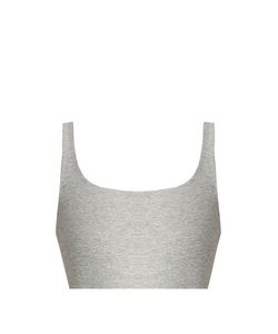 OUTDOOR VOICES X A.P.C | Scoop-Back Performance Bra