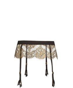 COCO DE MER | Ranelagh Lace Suspender Belt