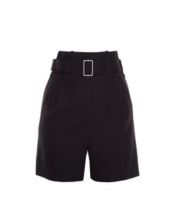 Balenciaga | Paperbag-Waist Shorts