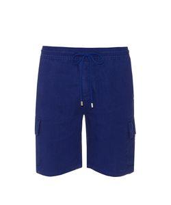 Vilebrequin | Linen Cargo Shorts