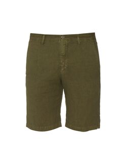 Massimo Alba | Linen And Cotton-Blend Shorts