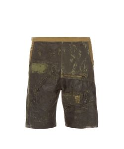 LONGJOURNEY | Walk Cotton Shorts