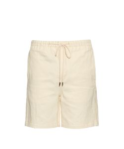 Fanmail | Relaxed Hemp And Cotton-Blend Shorts