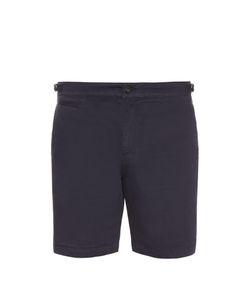 Orlebar Brown | Jonathan Cotton And Linen-Blend Shorts