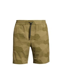 A.P.C. X OUTDOOR VOICES | Water-Resistant Stretch-Crepe Performance Shorts