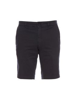Moncler | Classic Stretch-Cotton Chino Shorts