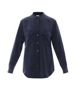 Equipment | Signature Silk Shirt
