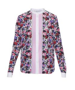 Mary Katrantzou | Loire Print Silk Shirt
