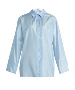 Nina Ricci | Long-Sleeved Silk Shirt