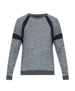 EVERY SECOND COUNTS | Raise The Bar Cotton-Jersey Sweatshirt
