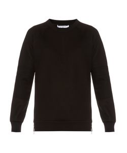 Givenchy | Cuban-Fit Zip-Back Neoprene Sweatshirt