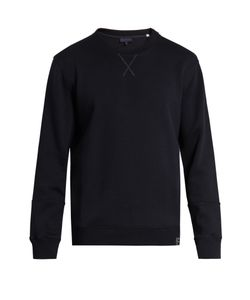 Lanvin | Crew-Neck Wool-Blend Sweatshirt