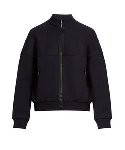 Balenciaga | Zip-Up Wool-Blend Sweatshirt