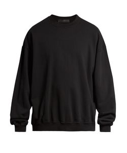 Haider Ackermann | Perth Crew-Neck Cotton Sweatshirt
