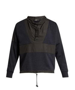 HELBERS | Wool And Cashmere-Blend Sweatshirt