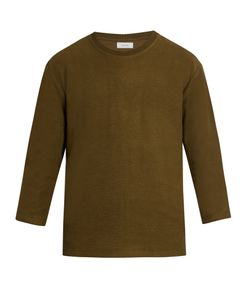 Fanmail | Crew-Neck French Terry-Towelling Sweatshirt