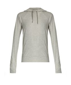 OUTDOOR VOICES X A.P.C | Hooded Performance Sweatshirt