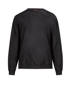 A.P.C. X OUTDOOR VOICES | Comeback Crew-Neck Performance Sweatshirt