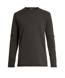 Y-3 | Panelled Textured-Fleece Sweatshirt