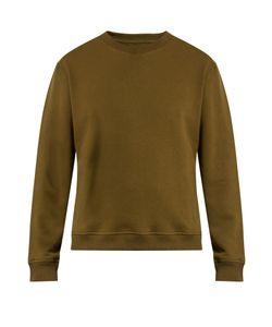 Fanmail | Crew-Neck Organic-Cotton Jersey Sweatshirt