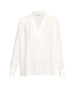 Helmut Lang | Jacquard Crepe Shirt