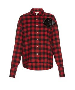 A.W.A.K.E. | Kurts Oversized Checked Cotton Shirt