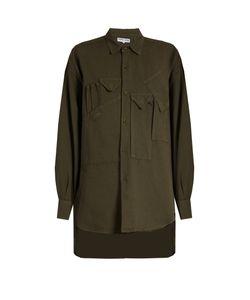 KATHARINE HAMNETT AT YMC | Patch-Pocket Cotton Shirt
