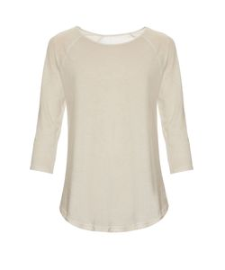 Raquel Allegra | Cocoon Shredded Cotton-Blend Jersey Top