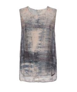 Raquel Allegra | Sunset Tie-Dye Silk Top