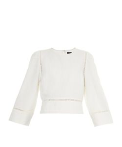Isabel Marant | Rodwell Puff-Sleeved Top