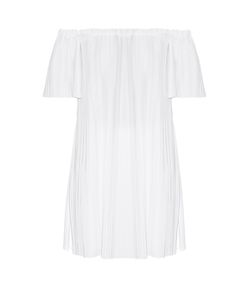 Adam Lippes | Off-The-Shoulder Tunic Top