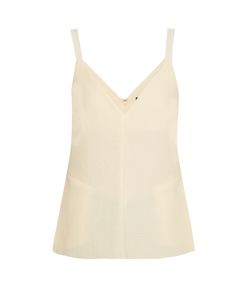 Ellery | Christo V-Neck Sleeveless Top