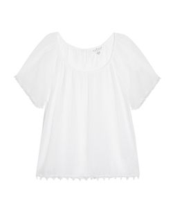 Velvet by Graham & Spencer | Buttercup Cotton Top