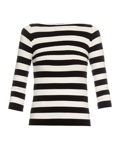Tomas Maier | Striped Boat-Neck Sweater