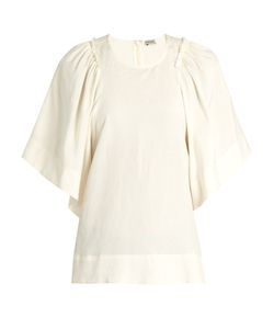 Rachel Comey | Ravine Silk And Linen-Blend Top